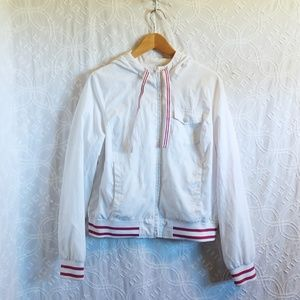 Mossimo white jacket